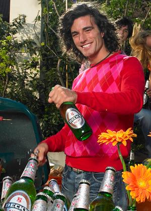 Becks beer | Italy 2007
